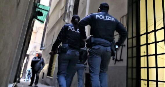 polizia genova, cronaca genova