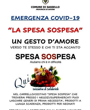 sassello, emergenza coronavirus, famiglia