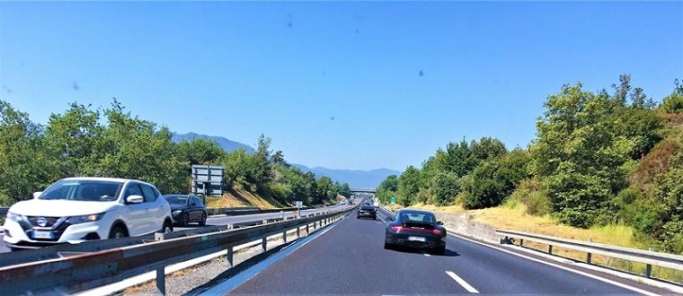 Per chi viaggia. Autostrade Liguria nel fine settimana 10-11 ottobre