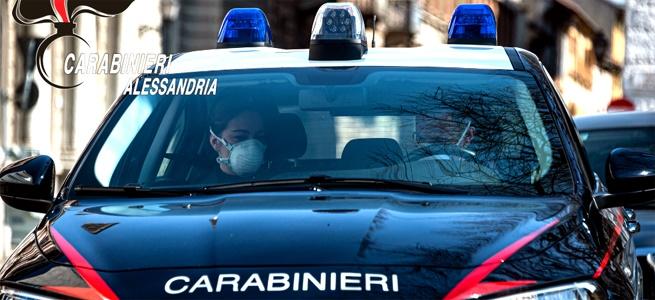 ccarabinieri alessandria, cronaca, Altagracia Corcino Gil, Andrea Casarin