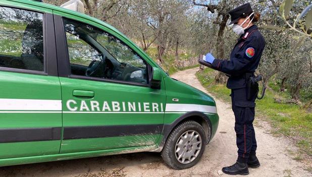 Circolava per Sassello nonostante fosse in isolamento sanitario, denunciato dai Carabinieri