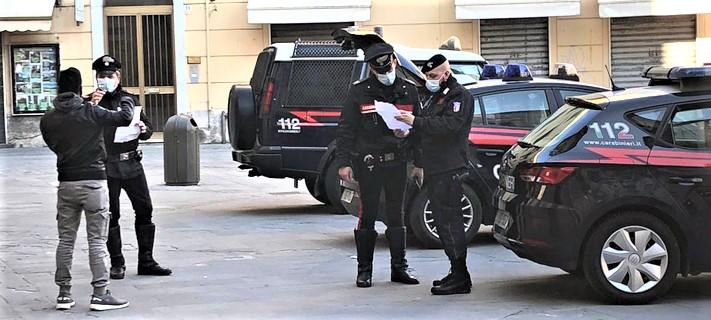 carabinieri spezia, polizia genova, cronaca