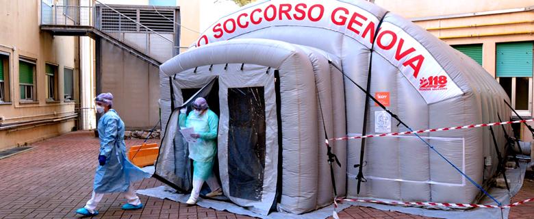 Coronavirus Liguria 11 settembre, 82 casi positivi nuovi di cui 53 dal cluster La Spezia