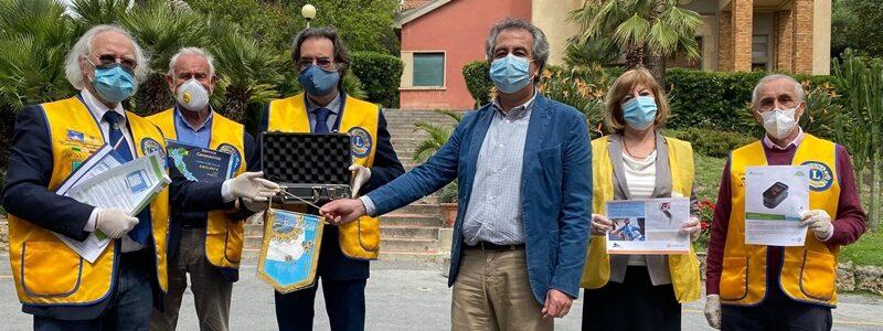 Lions Club Sanremo, asl1, ospedale sanremo, solidarietà