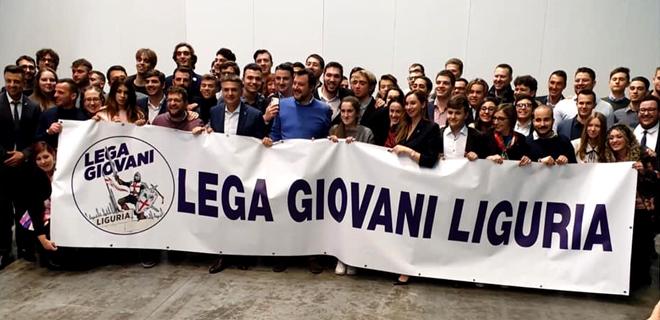 Lega Giovani Liguria, scuola, lucia azzolina, fase 2