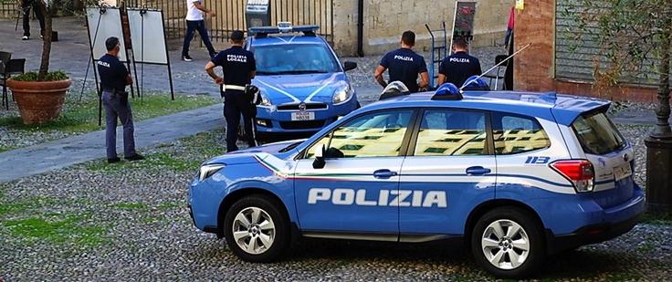 polizia genova, cronaca