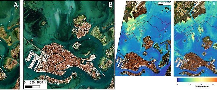 Venezia, CnrIsmar, Geoscienze, CnrIgg, lockdown, ambiente