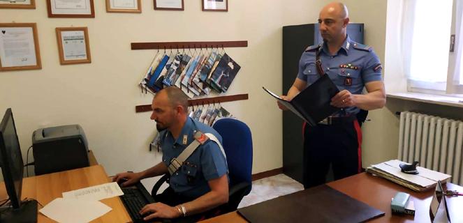 carabinieri ticineto, cronaca