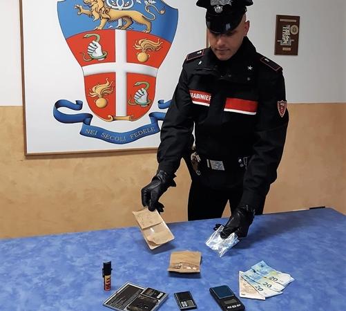 carabinieri sarzana, carabinieri la spezia, droga, cronaca