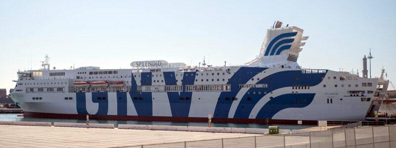 nave GNV Splendid, regione liguria, giovanni toti, Brando Benifei, pd, discussioni