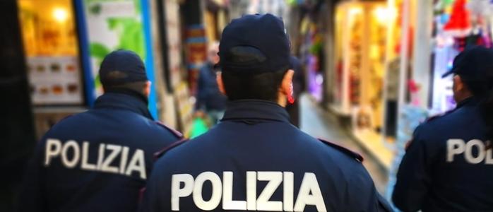 polizia cornigliano, cronaca
