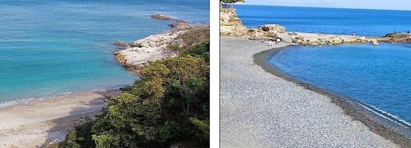 spiagge libere in liguria, turismo