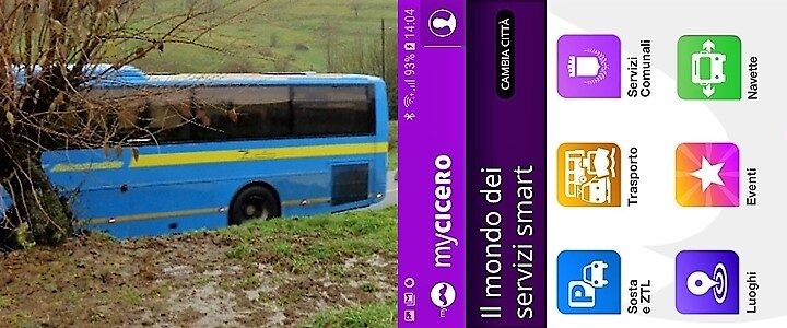 Trasporti pubblici Savona, Tpl Linea Savona, App My Cicero, attualità