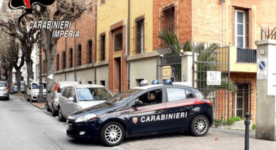 Blitz in corso dei Carabinieri di Imperia su Alessandria e Asti