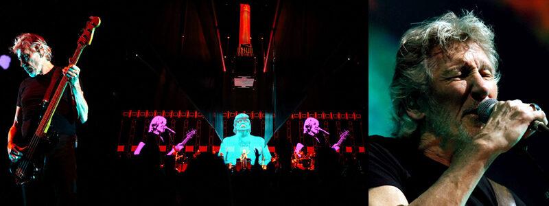 roger waters, pink floyd, musica, Sean Evans