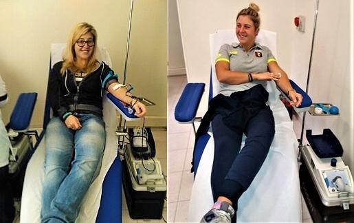 donazione sangue, avis sasello, orsetta grandis, attualità
