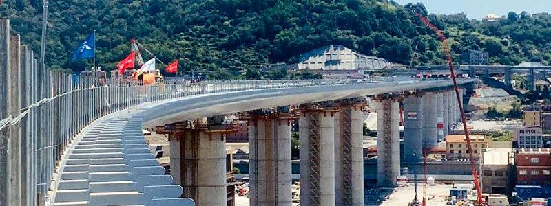 ponte san giorgio, ponte 43, genova
