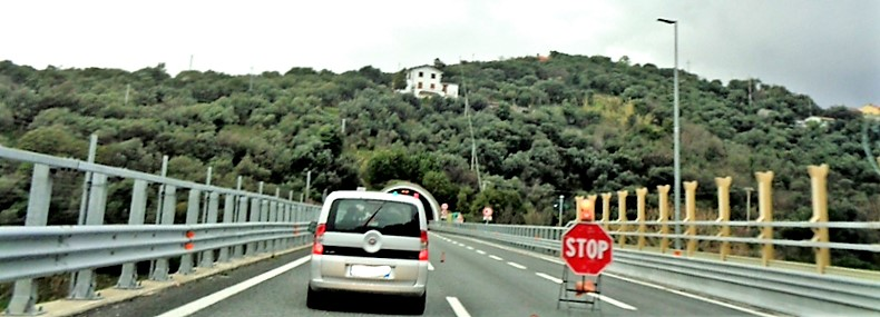 A10 Genova-Savona: aggiornamenti Aeroporto – Prà – Pegli