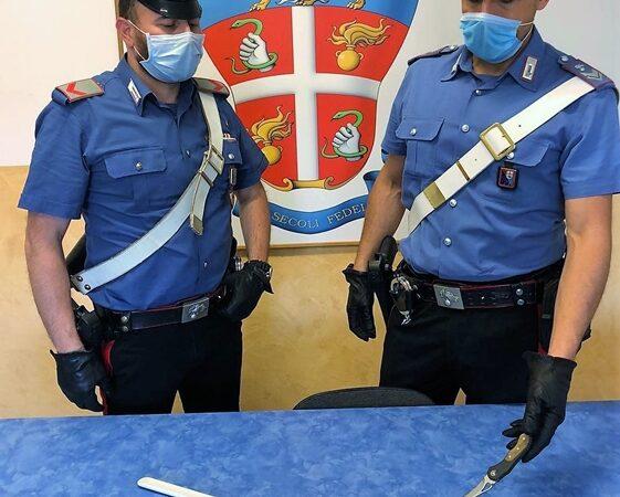 carabinieri la spezia, cronaca