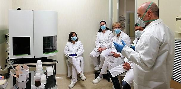 Coronavirus Liguria oggi 22 novembre, 611 casi positivi con 4428 tamponi