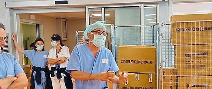 Coronavirus Liguria oggi 26 ottobre, 419 nuovi positivi con meno tamponi 2519