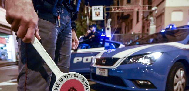 polizia genova, polizia imperia, forza nuova, digos, cronaca