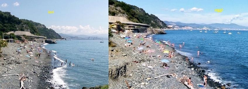 Liguria tra code in autostrada e nuove norme sulle spiagge. Il Codacons segnala rincari in tutta Italia