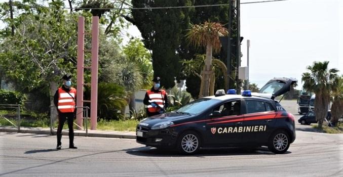 carabinieri sanremo, cronaca