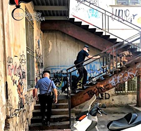 carabinieri albenga, cronaca, chiara venturi, Tenente Iacopo Vittorio Rossi