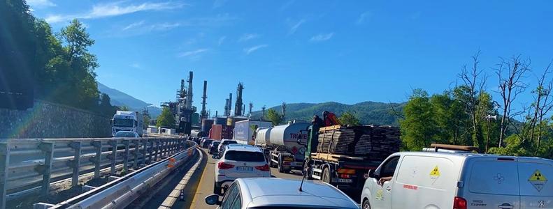 autostrade liguria, lavori autostradali, A10cronaca