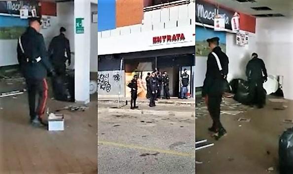 carabinieri riomaggiore, truffa cinque terre, riomaggiore, cronaca