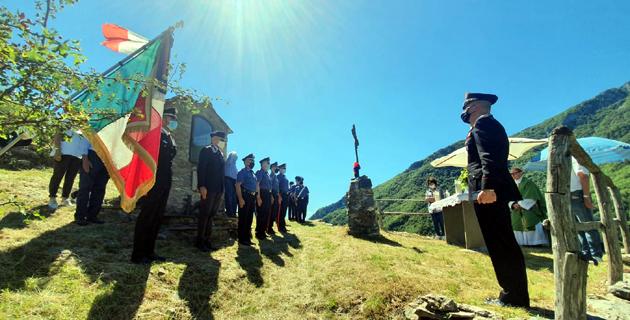 carabinieri sanremo, monte creppo triora, attualità