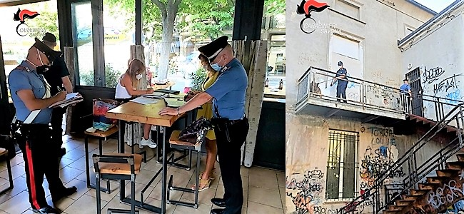 carabinieri albenga, droga albenga, cronaca, Tenente Iacopo Vittorio Rossi