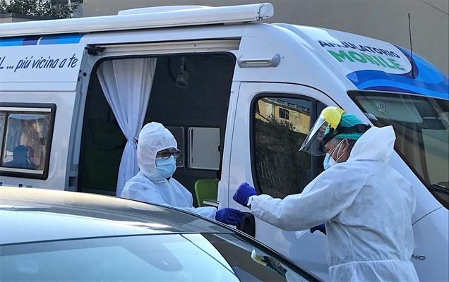 Coronavirus Liguria 16 ottobre, 585 nuovi casi di cui 139 da Savona e 370 da cluster Genova