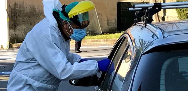 Coronavirus Liguria, oggi 20 nuovi tamponi di cui 10 da liguri rientrati dall'estero