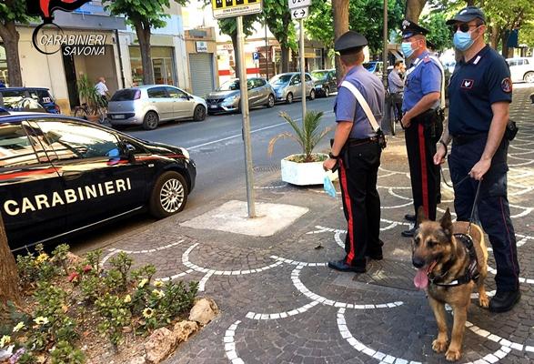 carabinieri albenga, cronaca