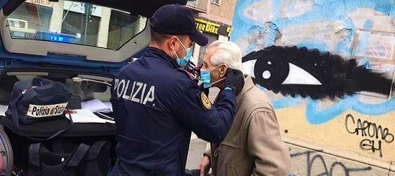 Genova. Due poliziotti controllano un 39enne nigeriano che li manda all'ospedale, arrestato