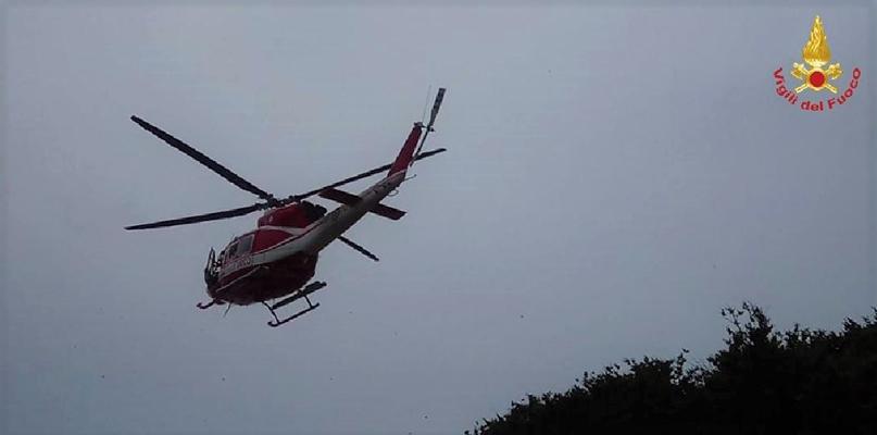 Fabio Rossi trovato senza vita con il suo deltaplano, era disperso da domenica nello spezzino