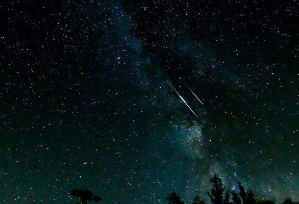 uai astrofili, Notte san lorenzo, perseidi, astronomia