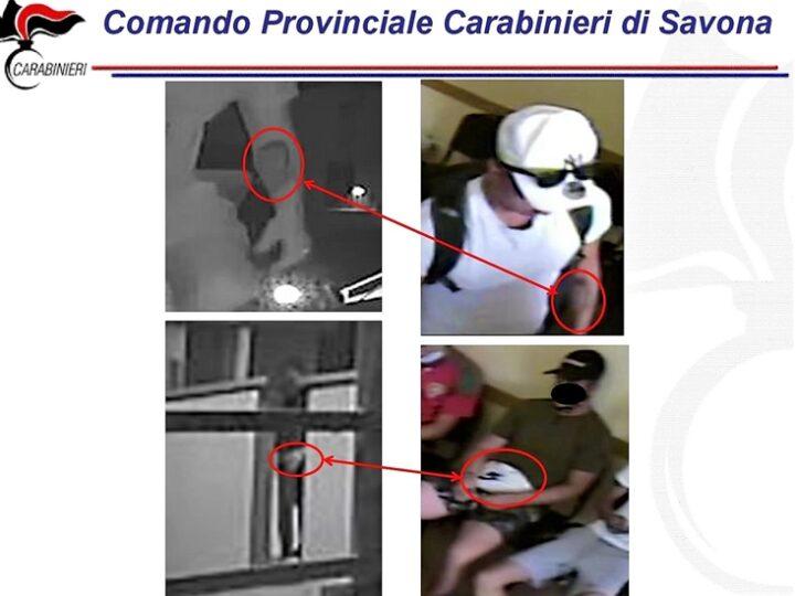 carabinieri albisola, pestaggio invalido