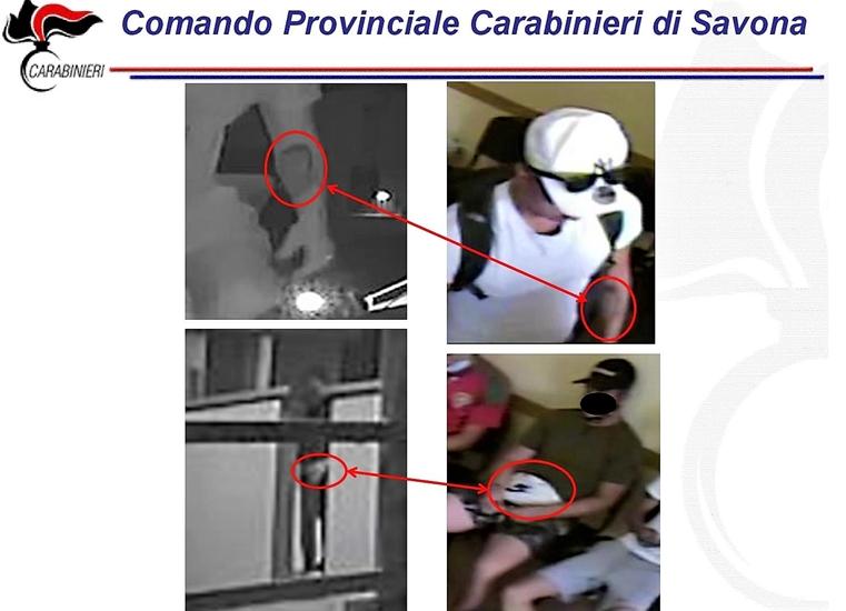 Albisola. Arrestati dai carabinieri i ladri che avevano pestato un invalido 66enne, li aveva sorpresi a rubare nei bagni marini