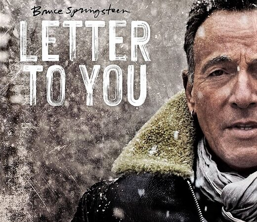 Bruce Springsteen, Letter to you, boss, musica