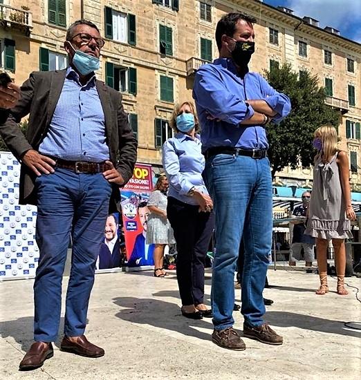 Liguria elezioni. Turismo, la ricetta di Brunello Brunetto