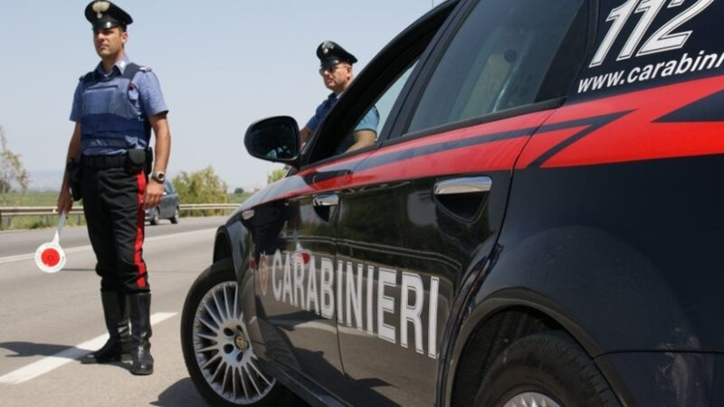 carabinieri alessandria, cronaca