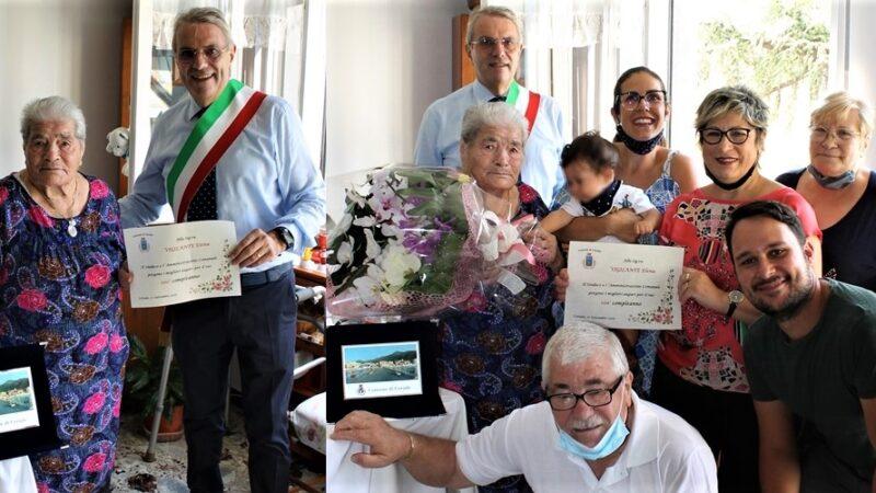 Elena Vigilante centenaria, ceriale, curiosità