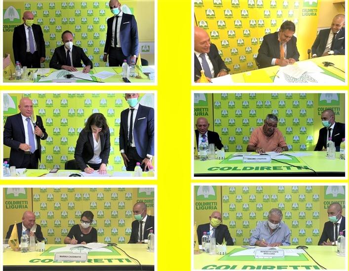 Liguria elezioni. Coldiretti presenta 10 priorità per l'agricoltura e la pesca ligure ai candidati