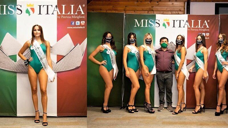 miss italia, federica negro, scarnafigi, Vito Buonfine, spettacolo