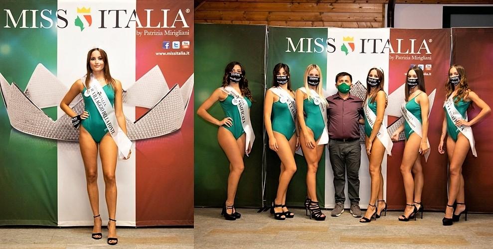 Nonostante le difficoltà, Miss Italia va avanti. Nel cuneese vince Federica Negro