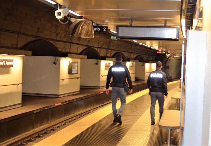 polizia ferroviaria genova, cronaca, violenza sessuale