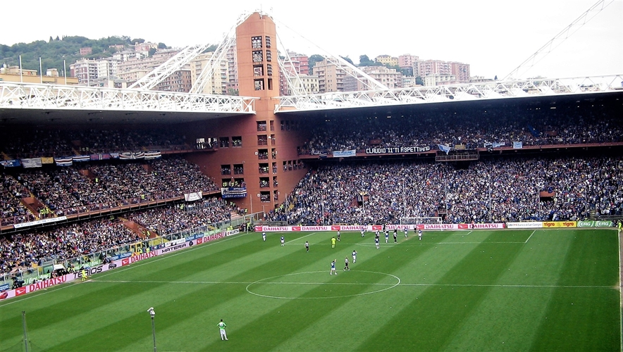 Liguria, ultime sui casi Covid e apertura stadi calcio
